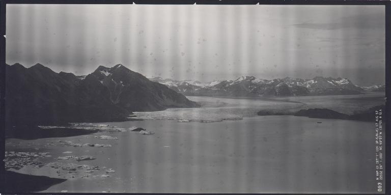 Yakutat Glacier, Alaska, United States