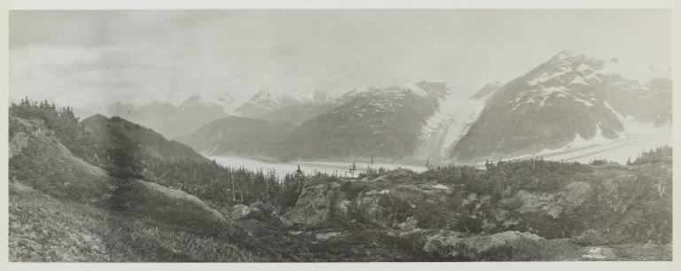Boundary Glacier, Alaska