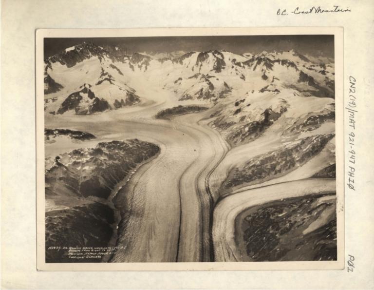 Franklin Glacier Complex, Canada