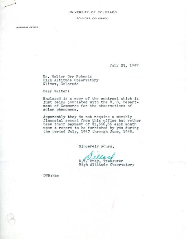 [Contract: Central Radio Propagation Laboratory, National Bureau of Standards]