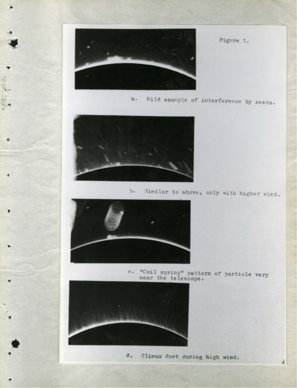 [26 images from Walter Orr Roberts thesis]