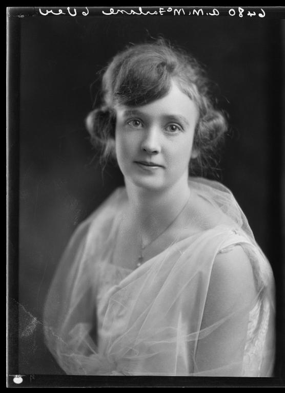 Portraits of Miss A. M. McFarlane