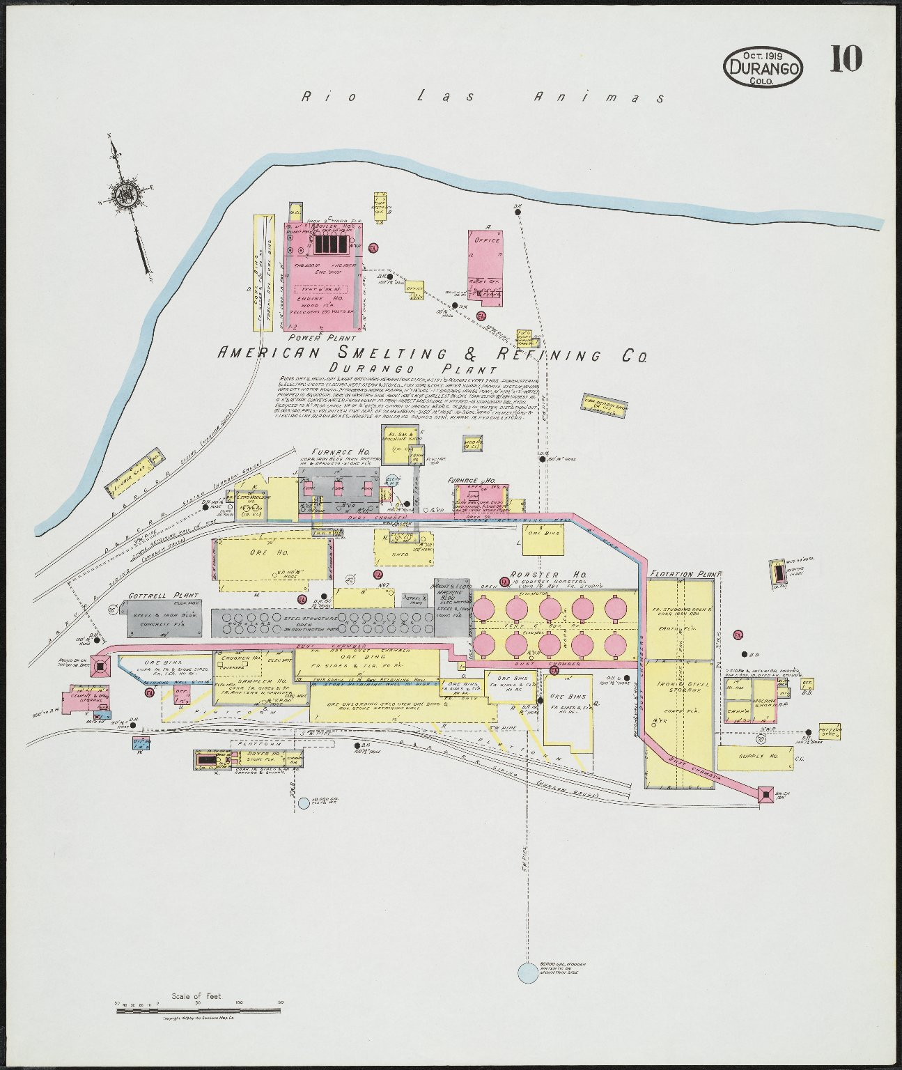 Durango, La [Platta i.e. Plata] Co., Colorado