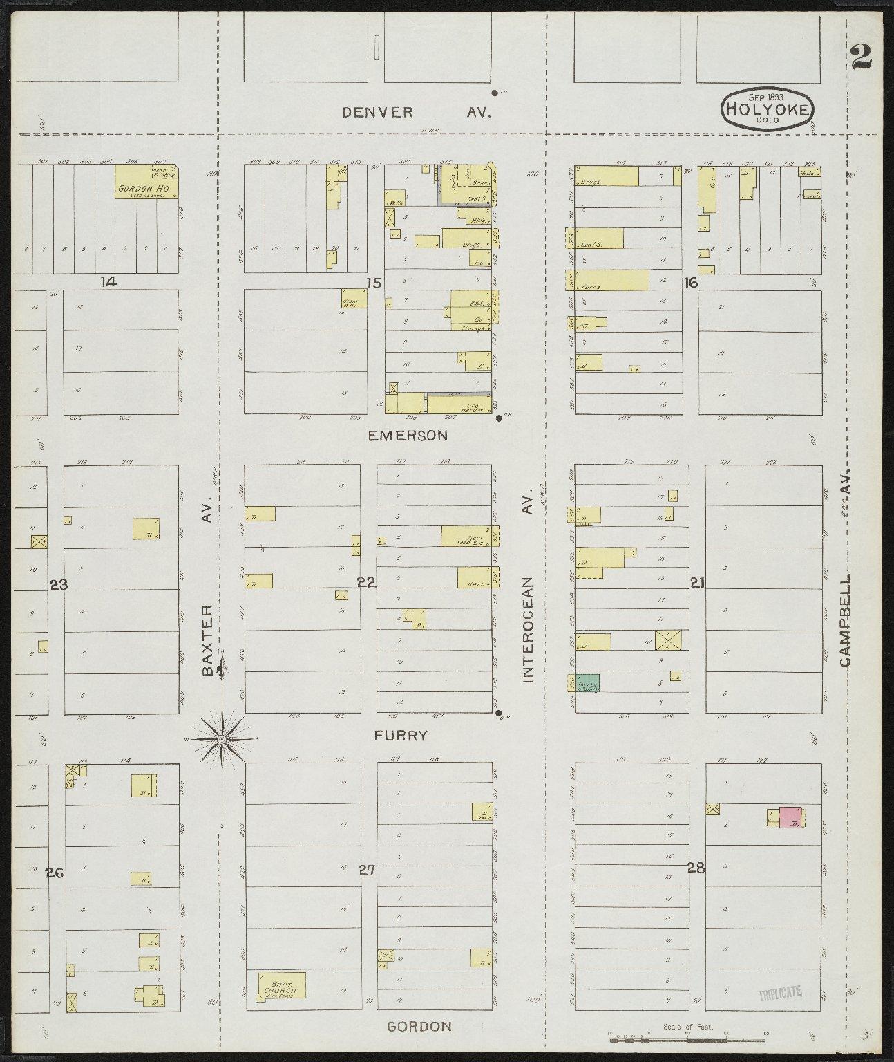 Holyoke, Phillips Co., Col.