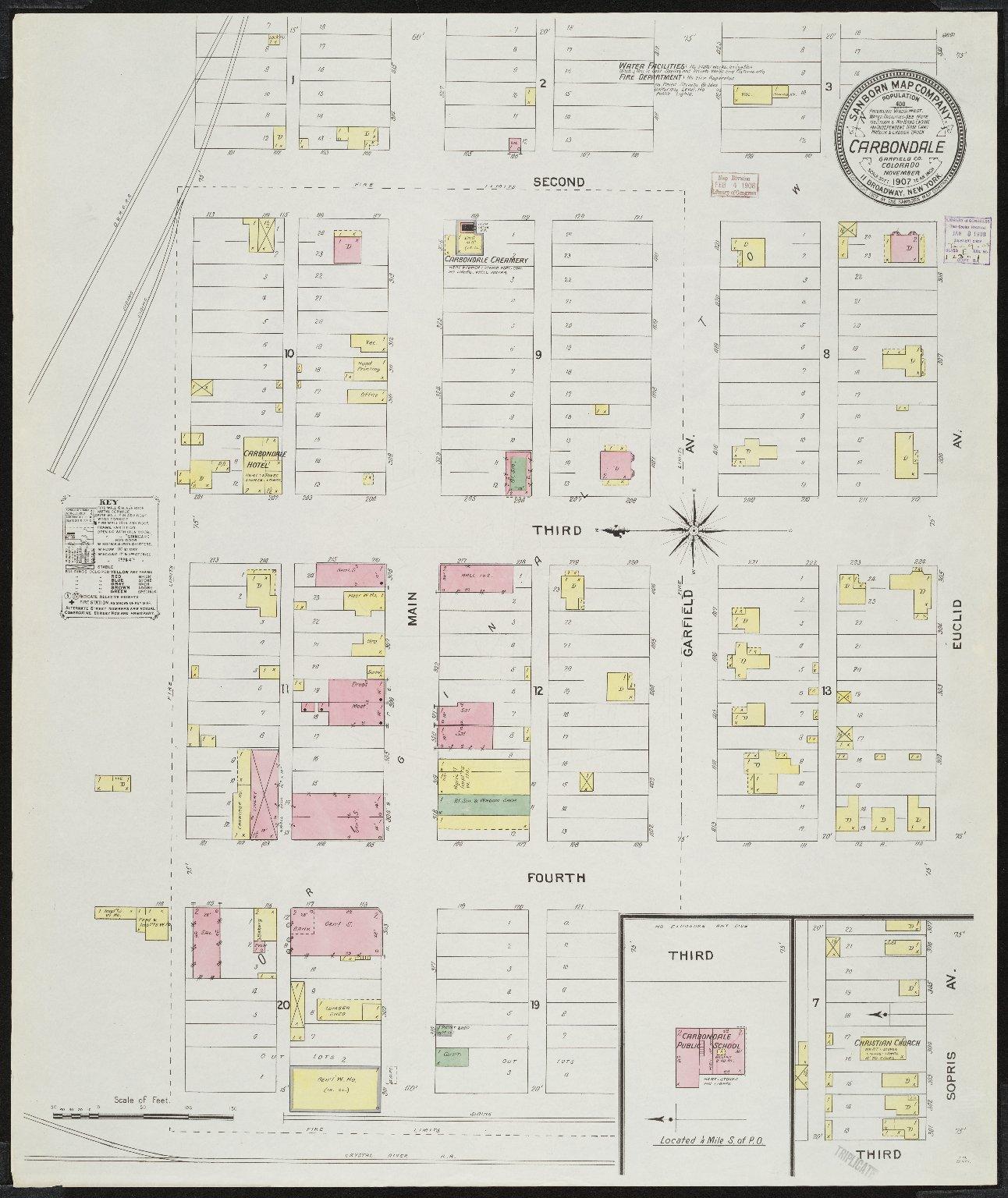 Carbondale, Garfield Co., Colorado