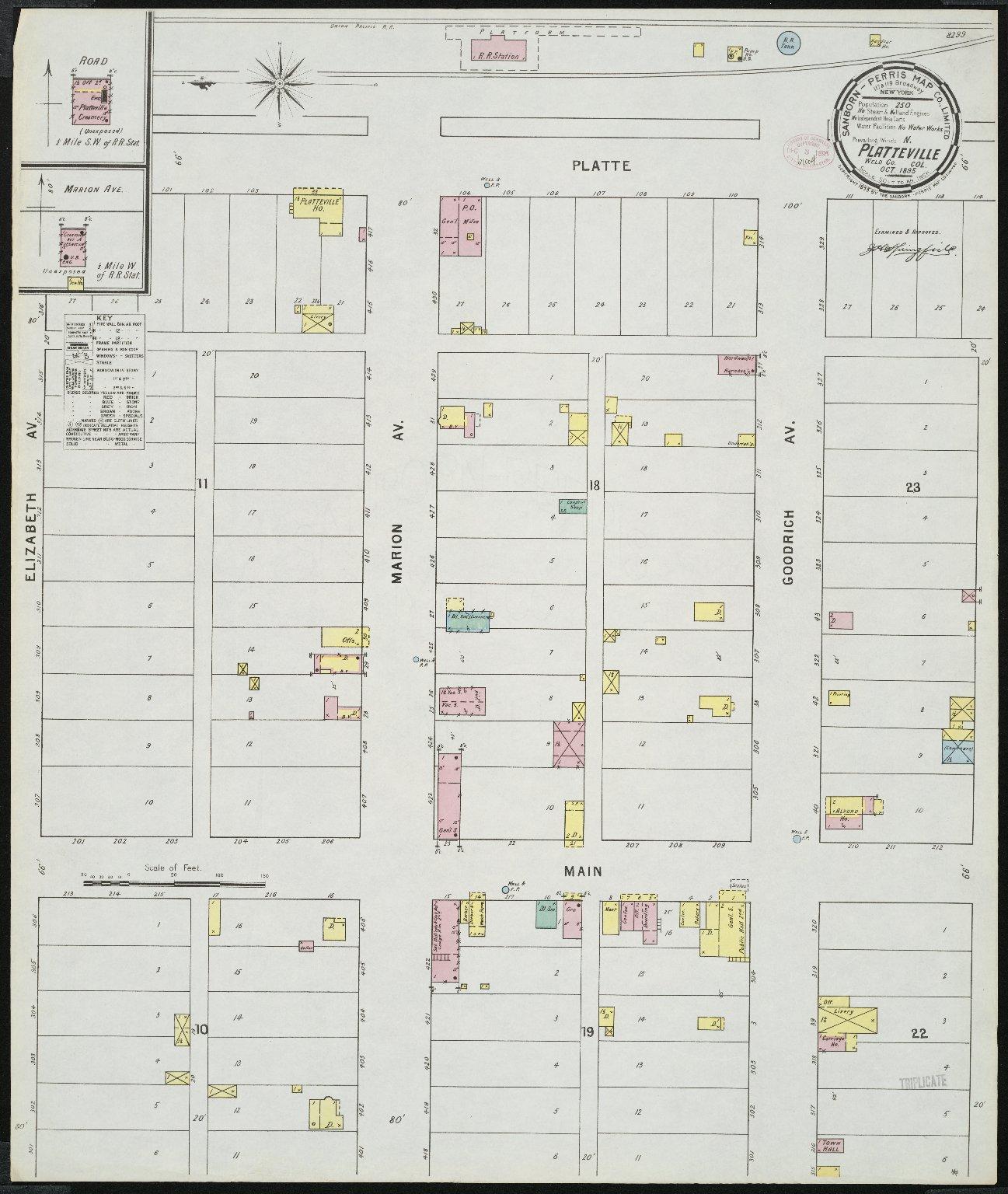 Platteville, Weld Co., Col.