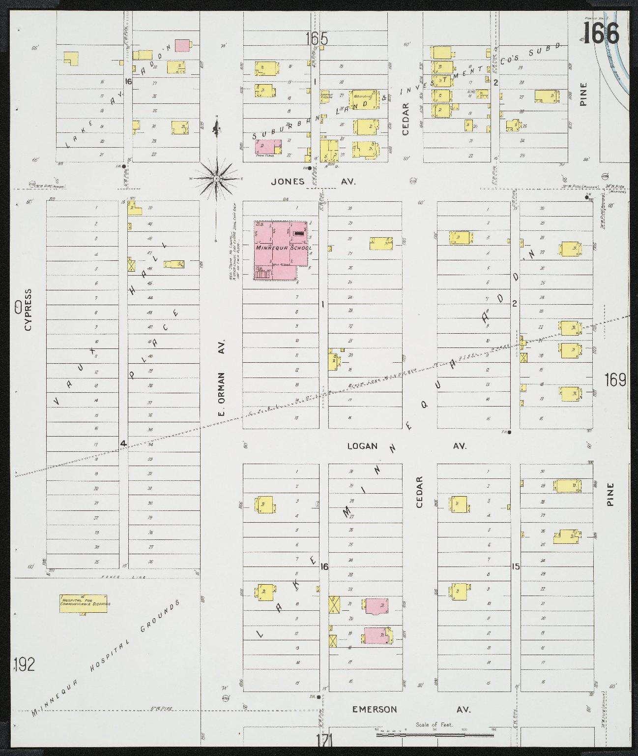 Insurance maps of Pueblo, Colorado. Volume two