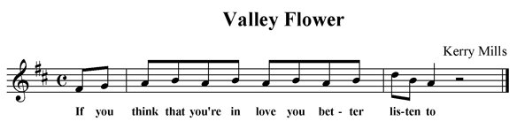 Valley Flower