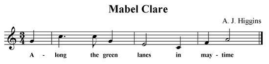 Mabel Clare