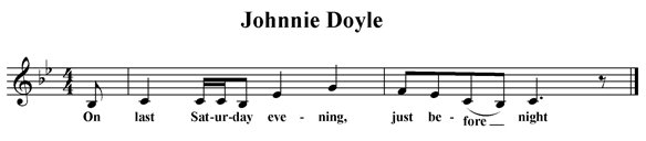Johnnie Doyle