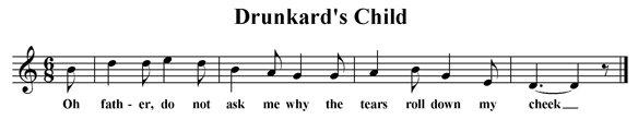 Drunkard's Child