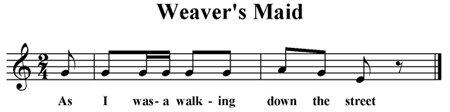 Weaver's Maid