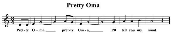 Pretty Oma