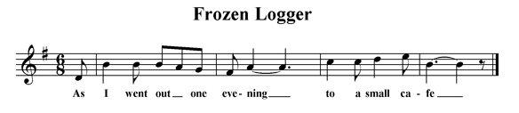 Frozen Logger