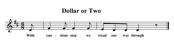 Dollar or Two