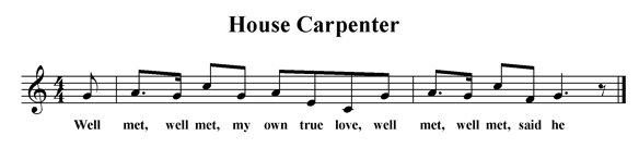 House Carpenter