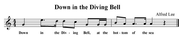 Down In the Diving Bell