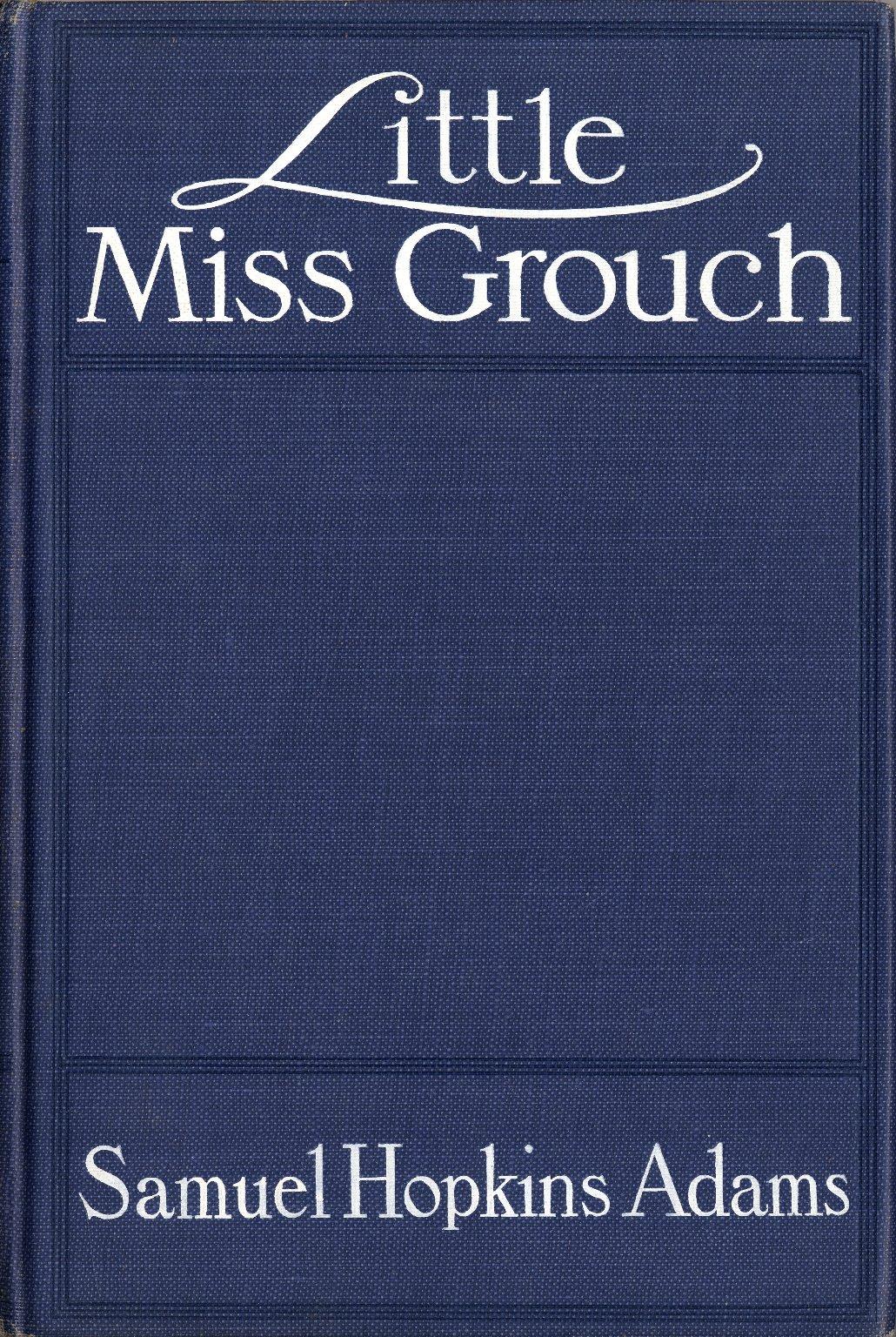 Little Miss Grouch