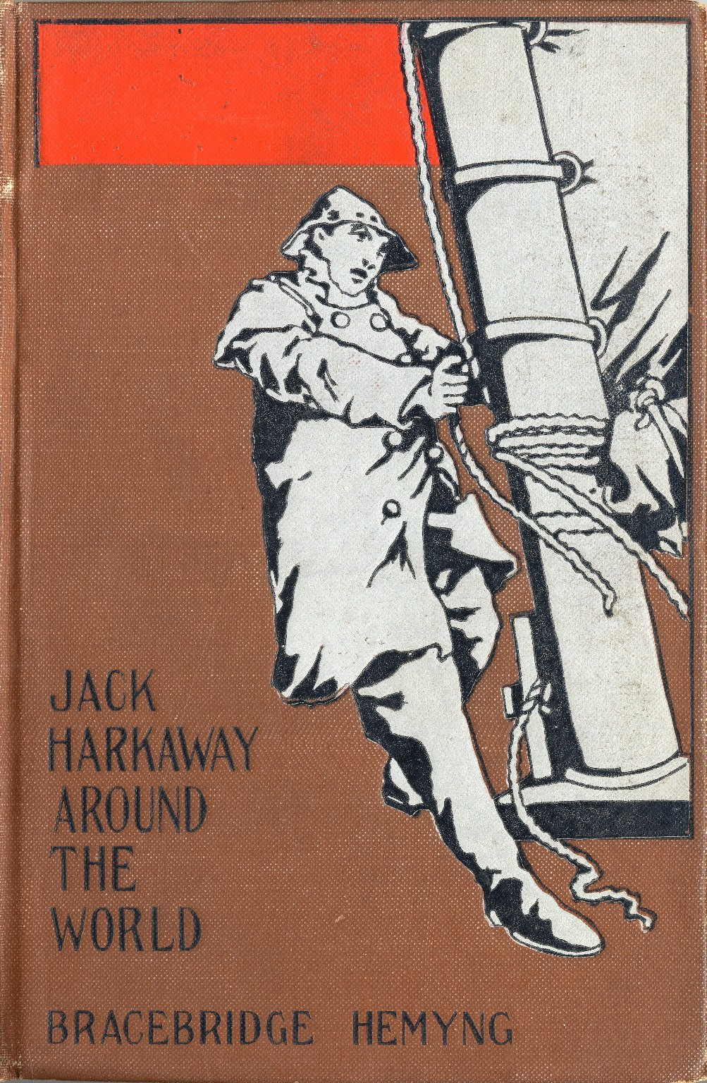 Jack Harkaway and his son's adventures around the world