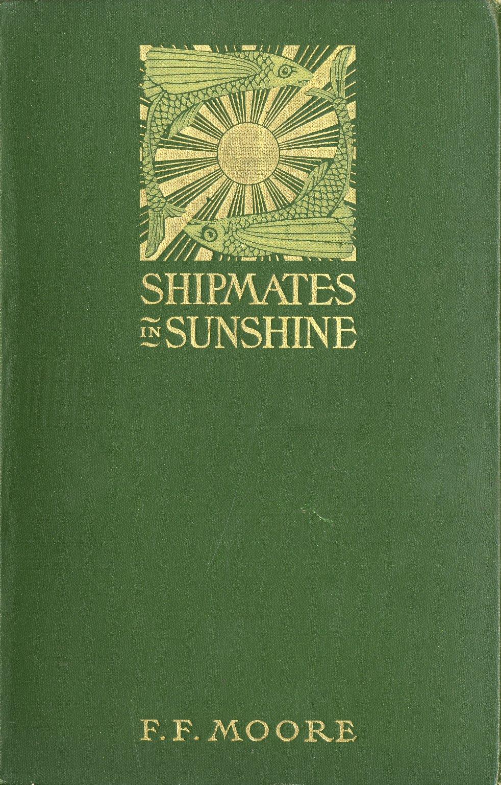 Shipmates in sunshine