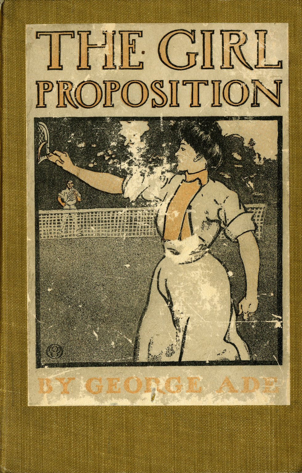 The girl proposition: ba bunch of he and she fables
