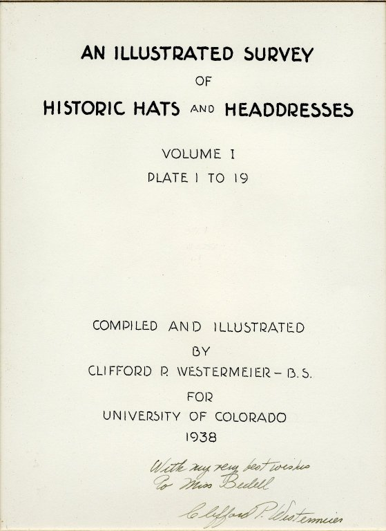 Title Page: Volume I Plate 1 to 19