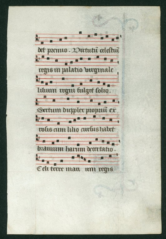 Hymnal. France [illuminated]