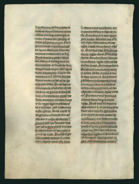 Missal. France (Rouen) [illuminated]