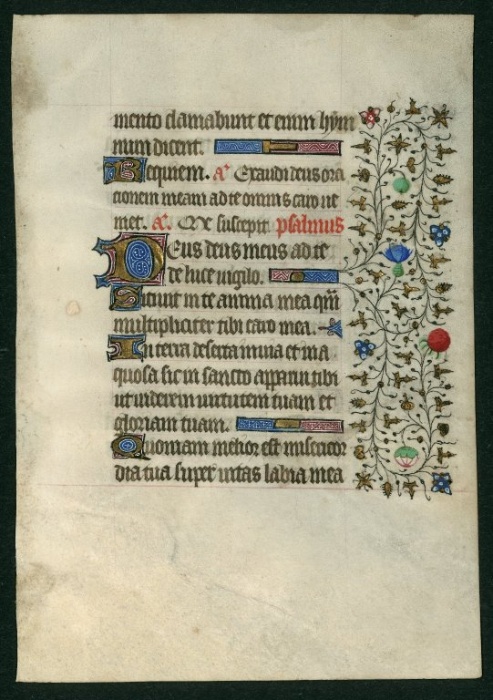 Book of Hours. France [illuminated]