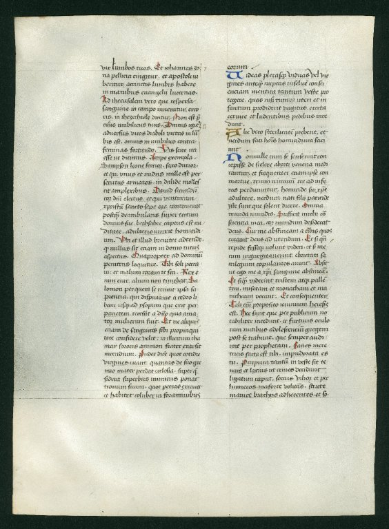 Writings of St. Jerome