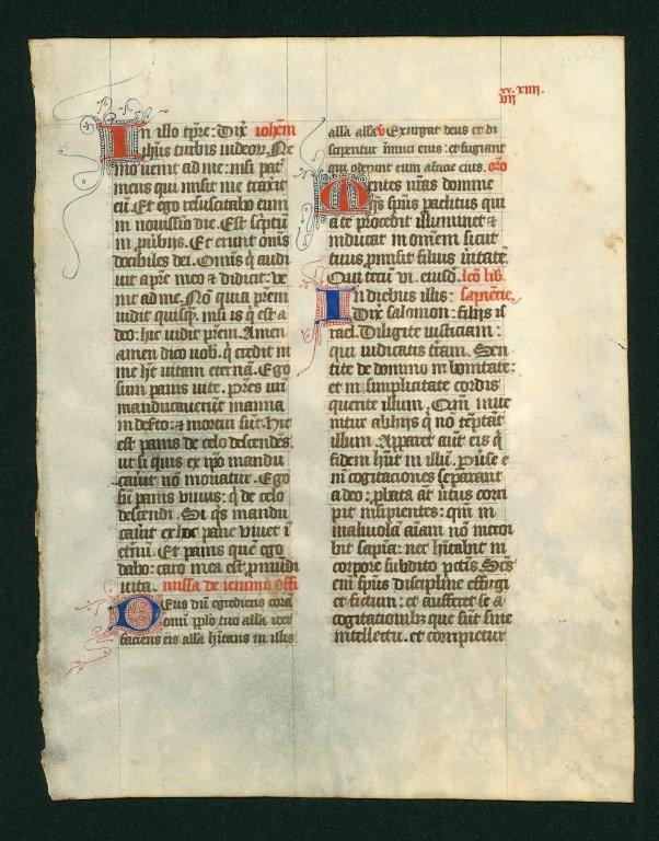 Missal. France