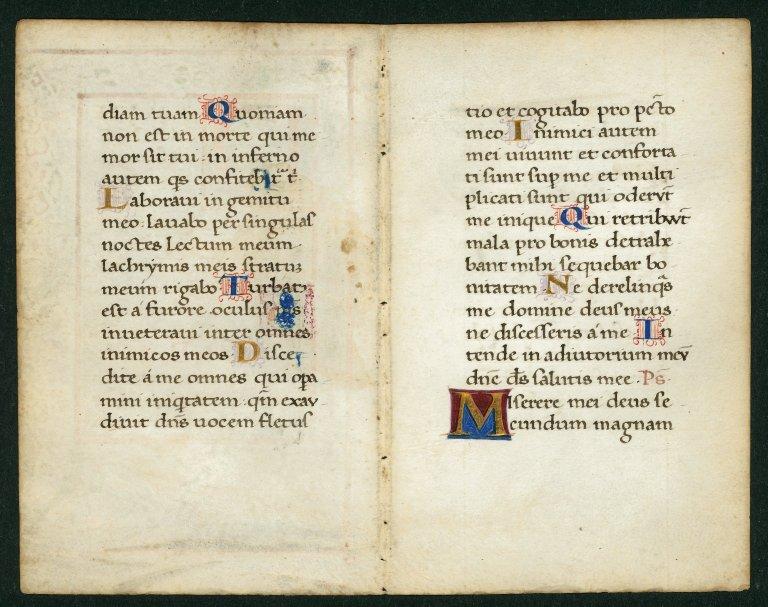 Book of Hours. Italy [illuminated]