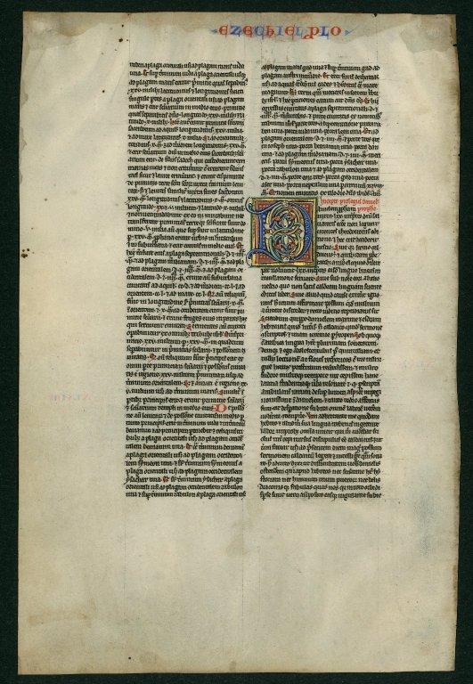 Jerome's prologue to Daniel