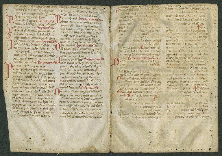 De essencia divinitatis Domini et de invisibilitate et immensitate eius