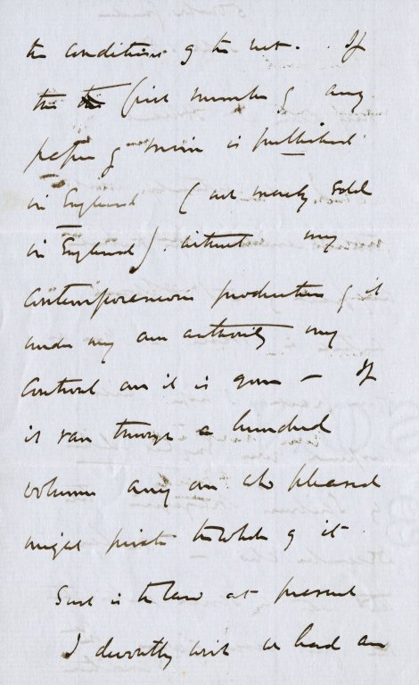 Froude, James Anthony. ALS, 3 pages, [Sept. 18].