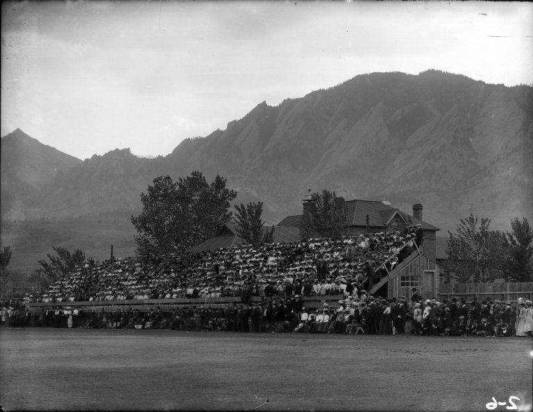 Athletic Field grandstand