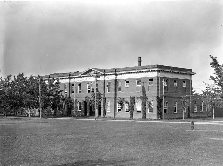 [Engineering Building after 1910]