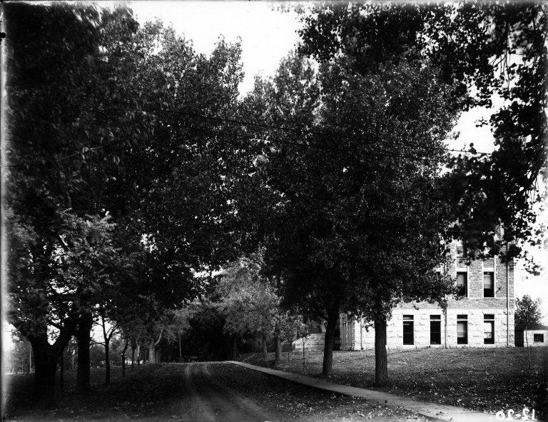 Campus West Entrance