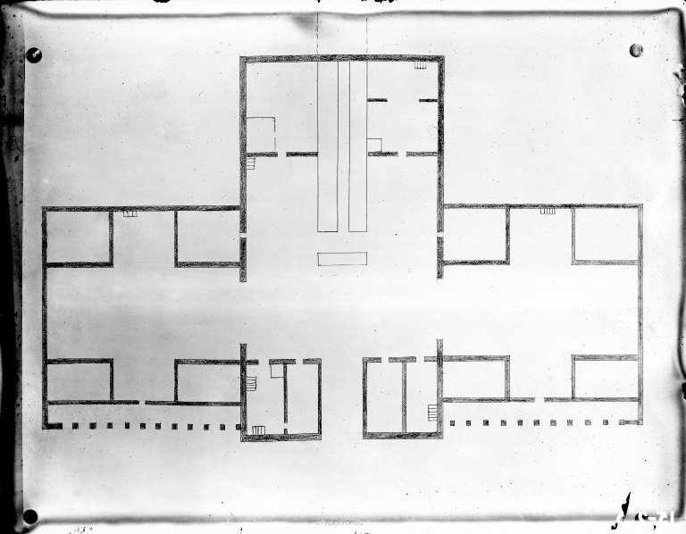 Library Ground Plan