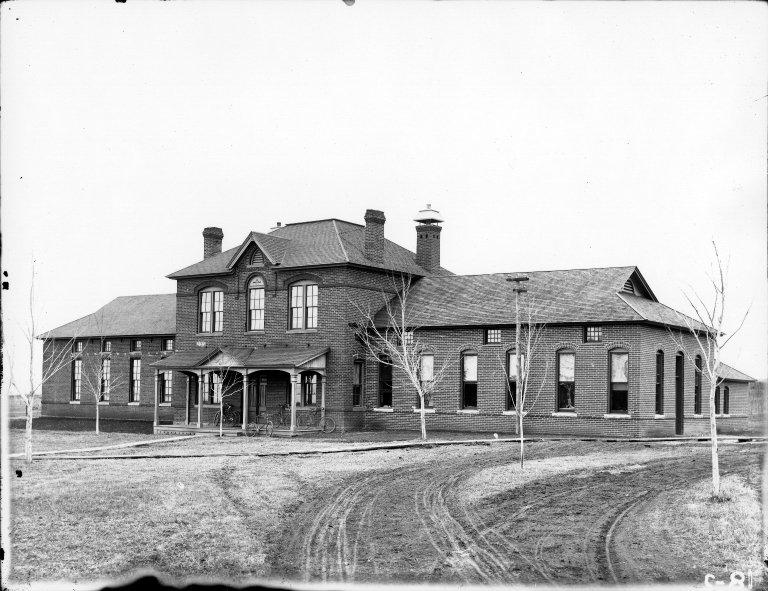 Old Hospital Medical Lab