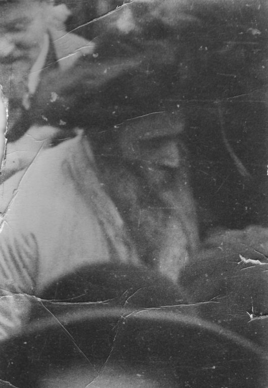 "Rabbi Ahron ""Ahrele"" Roth of Jerusalem, ca. 1940."