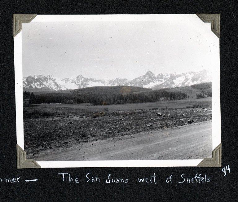 The San Juan Mountains
