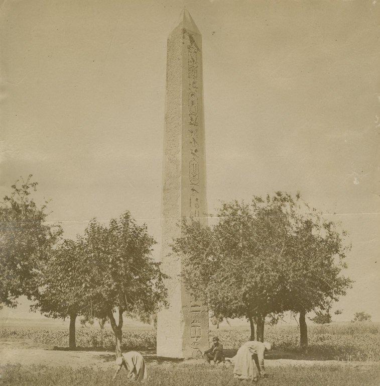 The Obelisk of Heliopolis