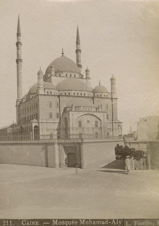 Mosque of Muhammad Ali, Saladin Citadel of Cairo