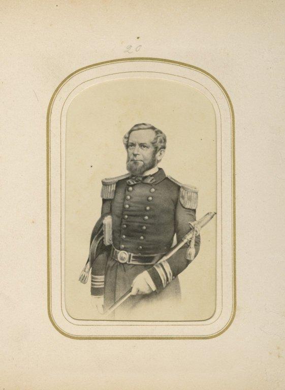 Commodore Andrew Foote
