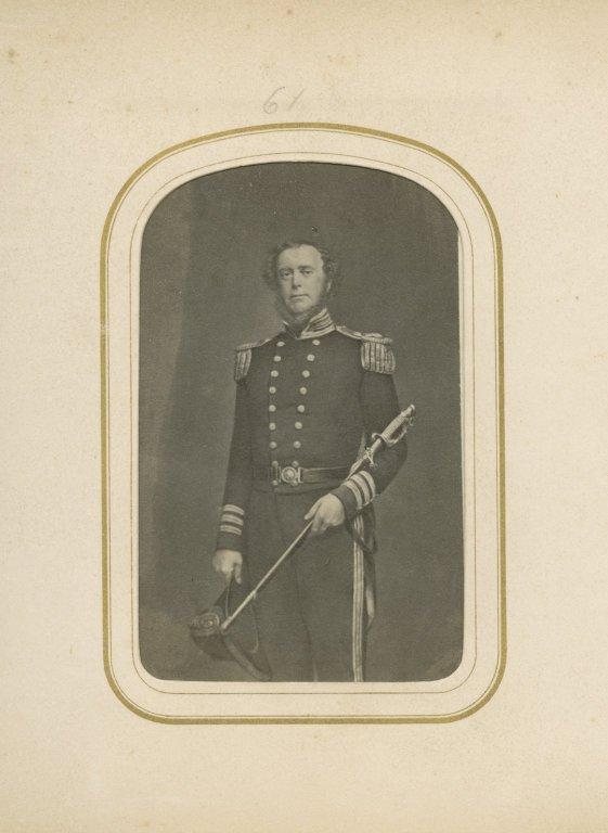Com. Samuel F. Du Pont