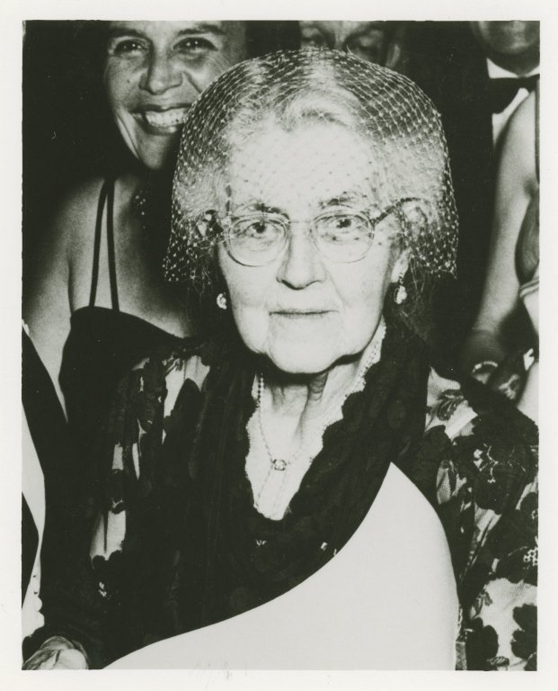Photograph of Nadia Booulanger