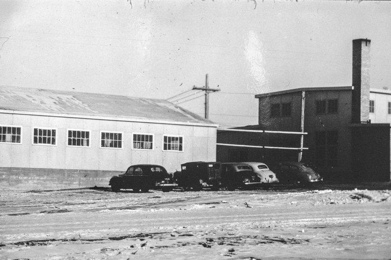 Stansbury, Wyo. Late 1940's
