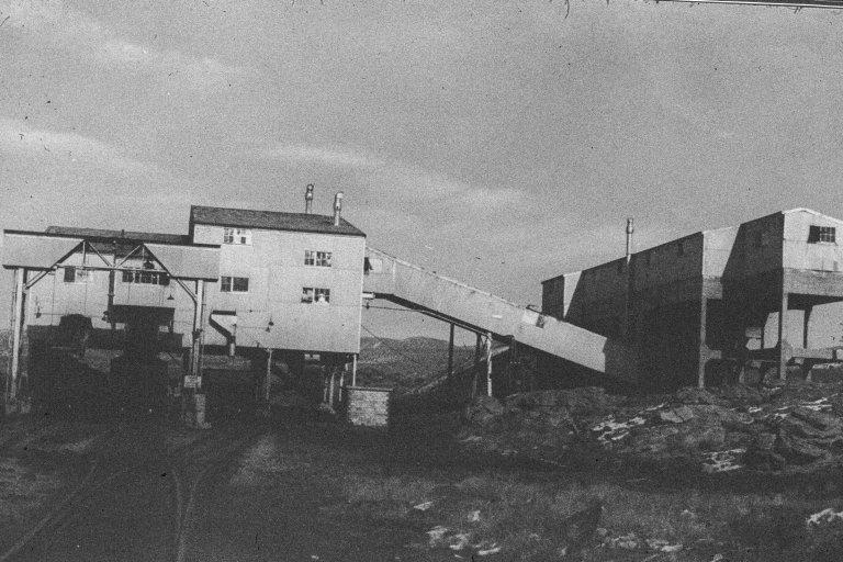 Strasburg Mine pre 1953