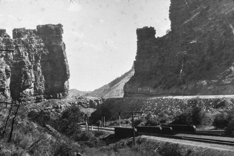 U.S. Steel-Utah mine, 1970's